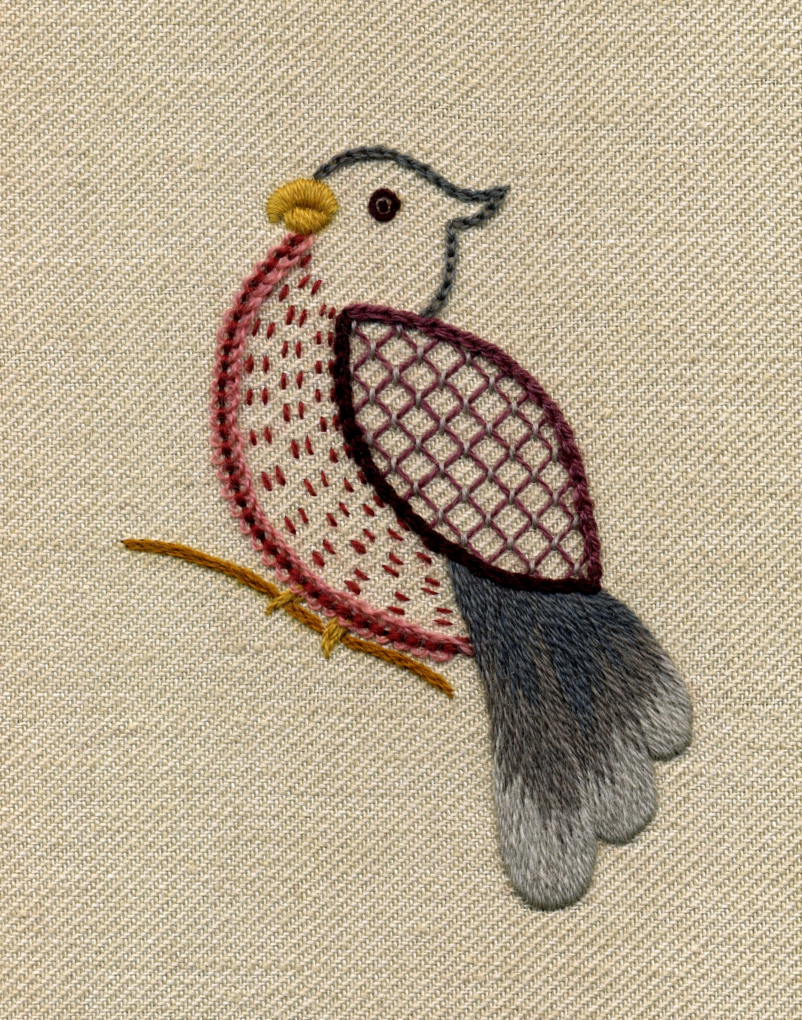 New Hand Embroidery Classes In Winchester Hampshire Hand